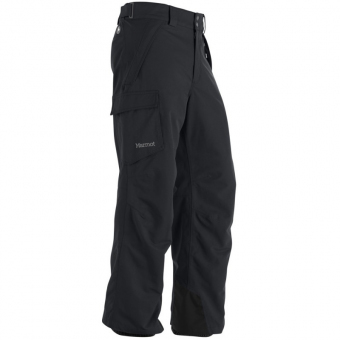 Marmot MRT 70570.001-L Штаны мужские Motion Cord Pants black р.L