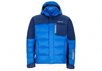 Marmot MRT 70130.2766 Куртка мужская Shadow Jacket cobalt blue р.XL