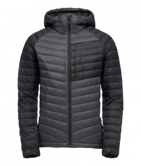 Black Diamond BD 746080.9036-M Куртка мужская Access Down Hoody carbon р.M