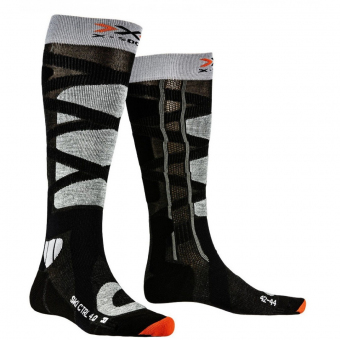 X-soсks-X-bionic XSC XSKCW19U.G037-45-47 Носки Ski Control 4.0 antracite-grey р.45-47