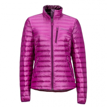 Marmot MRT 77010.6646-L Куртка женская Quasar Nova Jacket purple orchid р.L